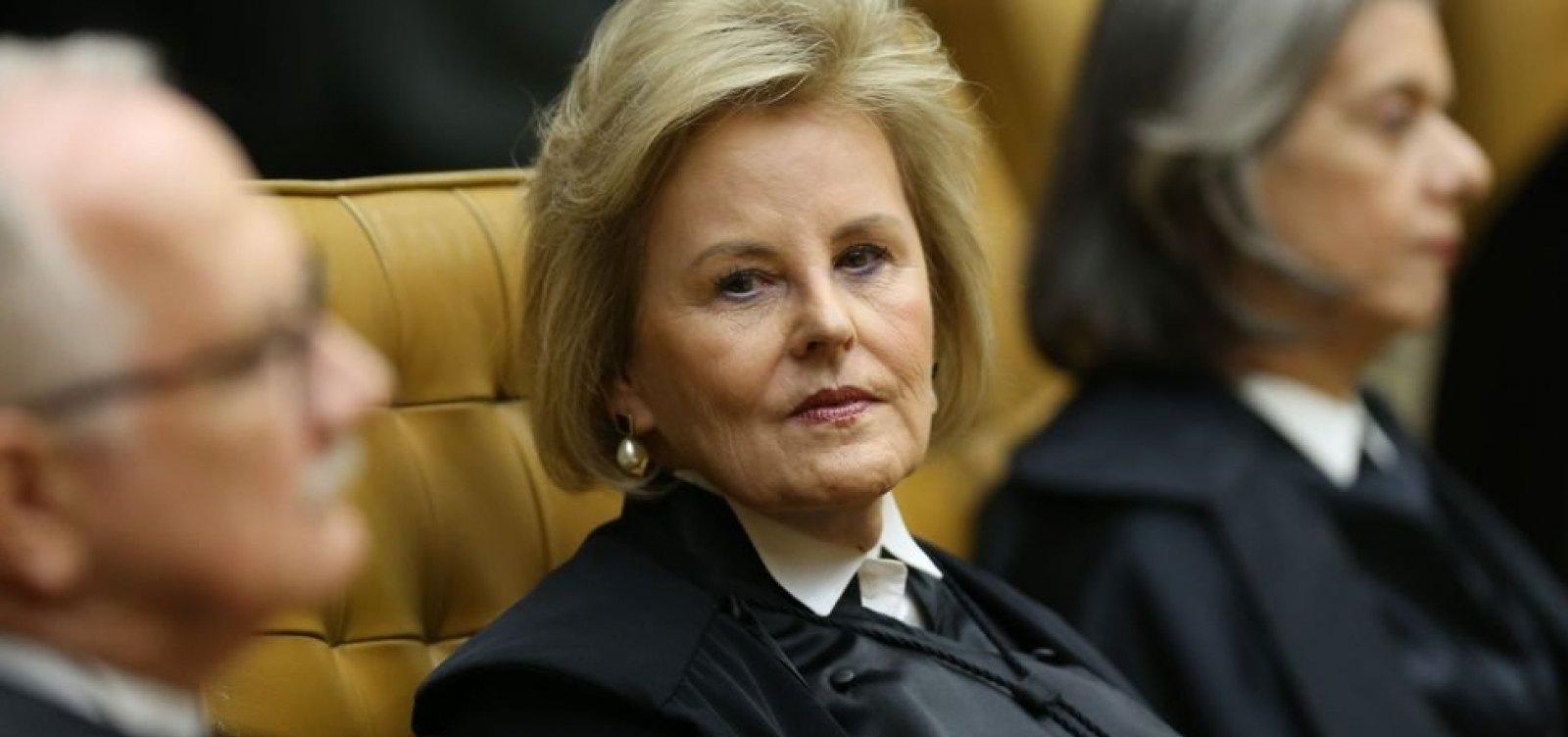 [Rosa Weber suspende decisão que obrigava OAB a prestar contas]