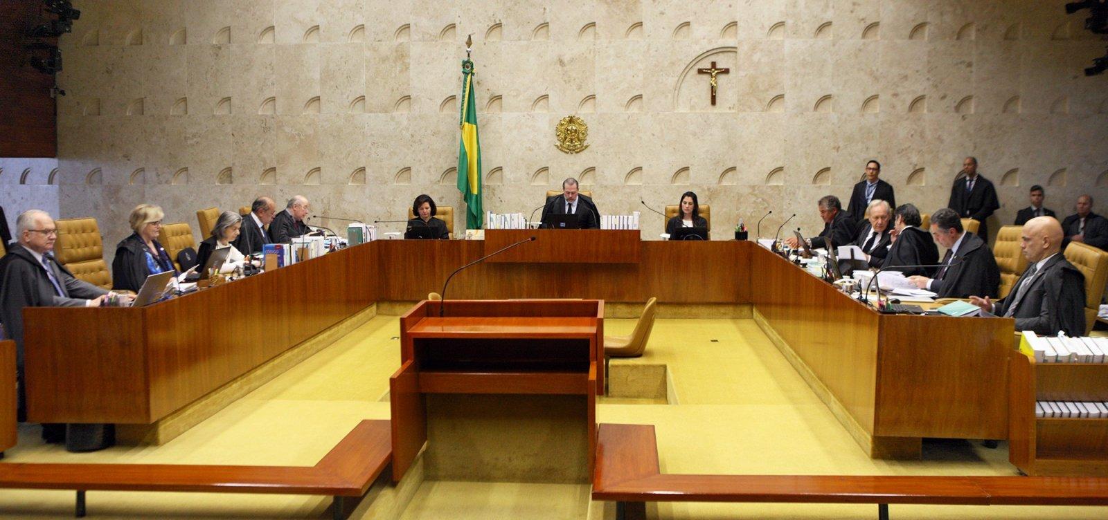 [Após vazamento, ministros do STF avaliam anular decisões da Lava Jato]