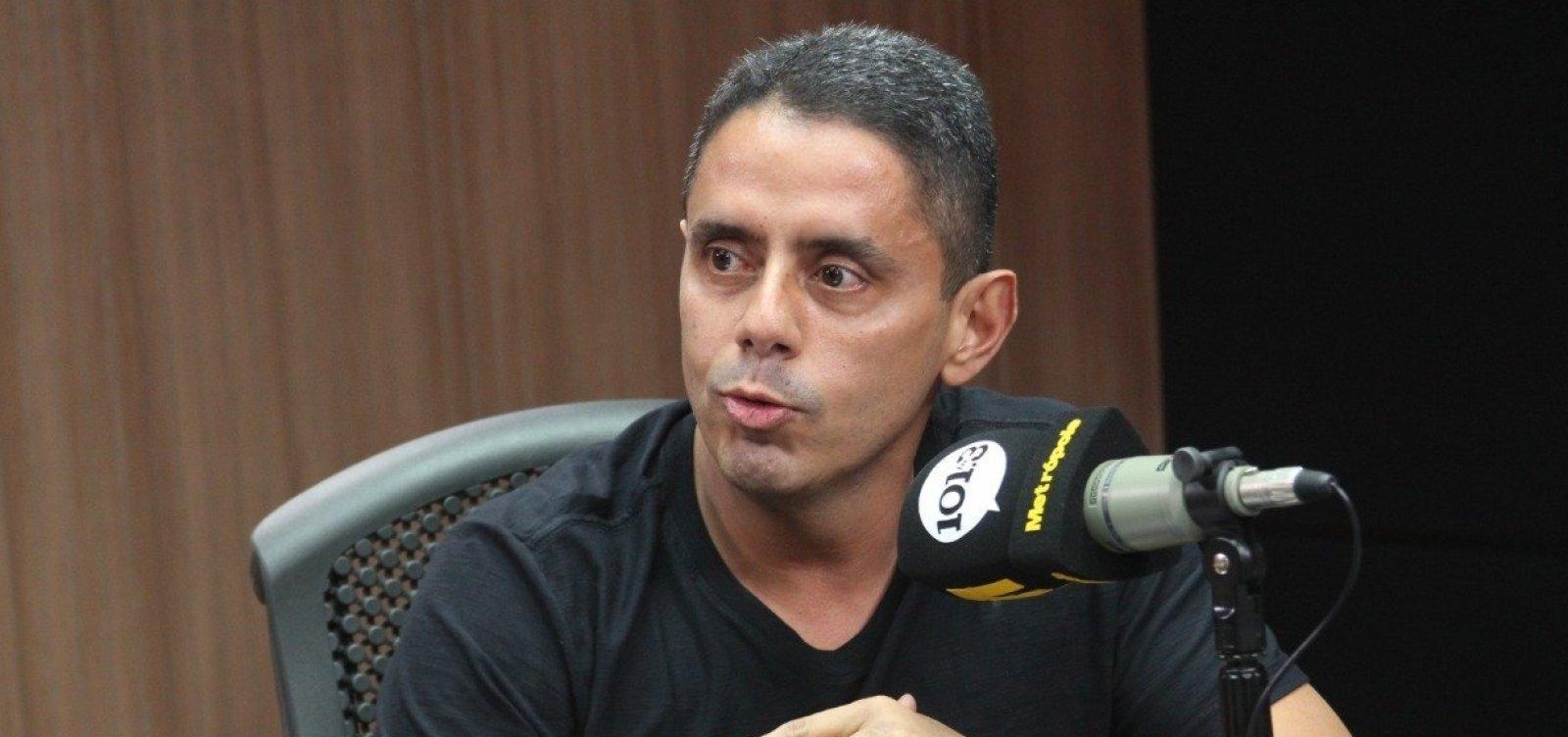 [Gamil afirma que suposta aproximação entre Moro e procuradores é 'espúria']