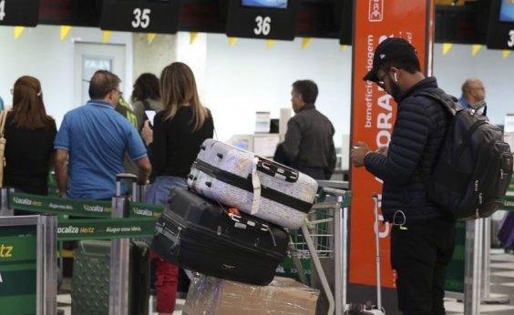 [Tarifa aérea doméstica caiu 1,3% no primeiro trimestre, diz Anac]