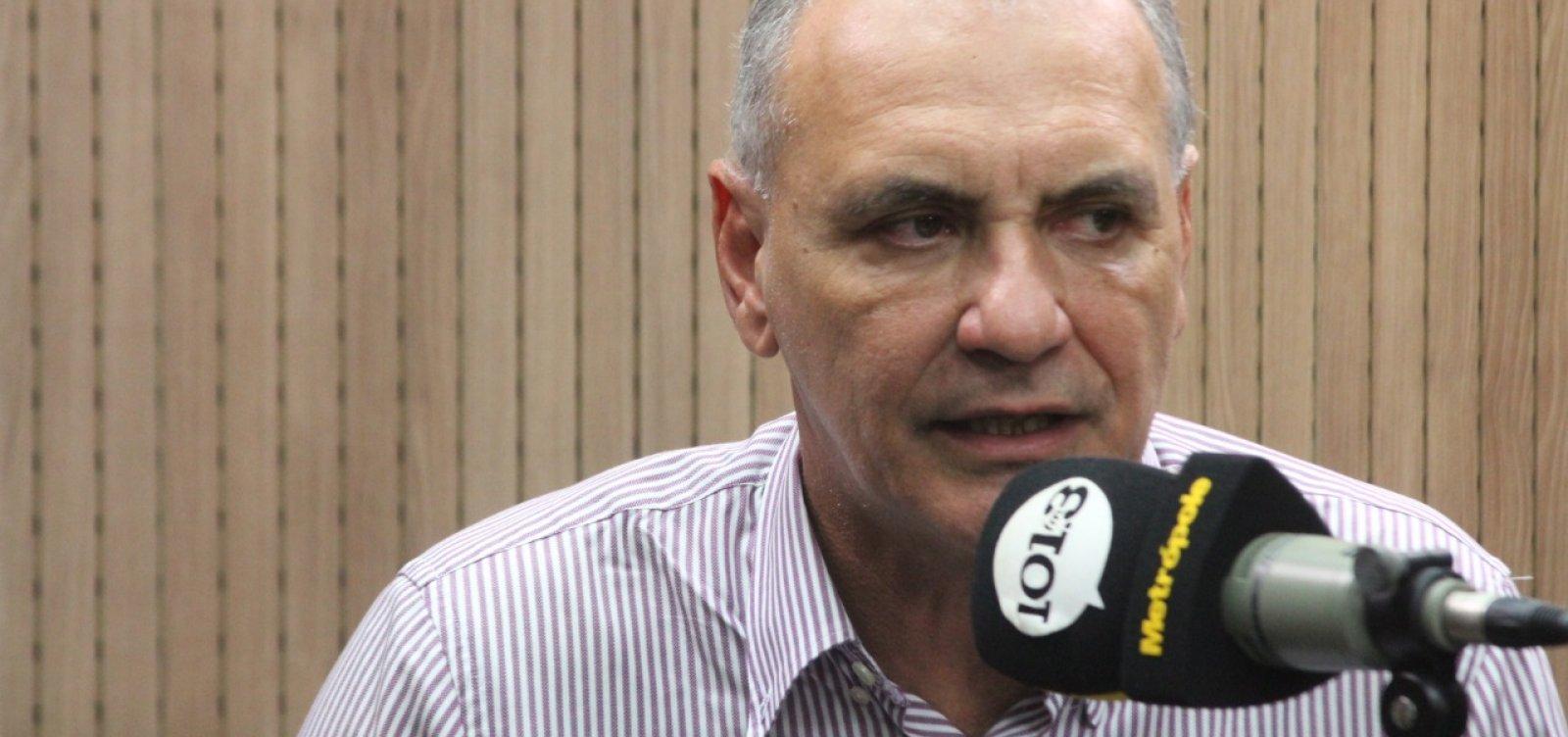 ['A palavra de Sergio Moro não tem credibilidade', diz Nelson Pelegrino]