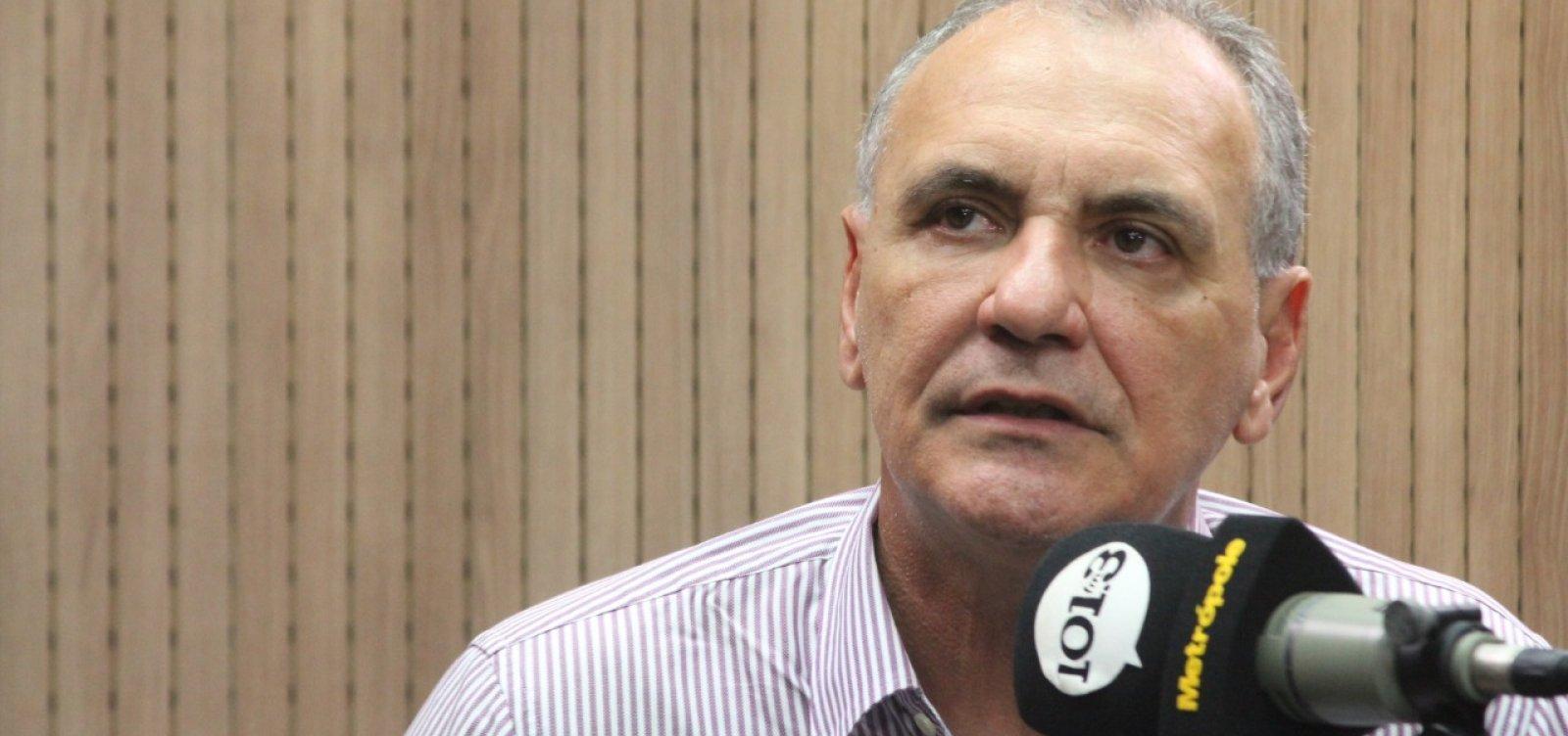 [Nelson Pelegrino diz que oposição está ociosa por causa da base de Bolsonaro]