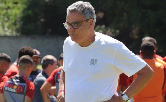 [Após áudio vazado, Paulo Carneiro exalta condição de jogadores do Vitória: 'Foi um estímulo']