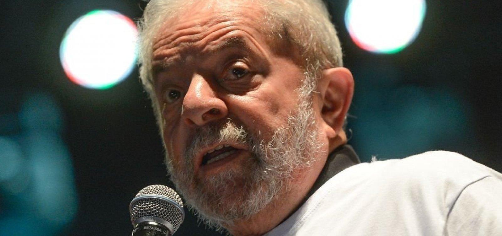 [Lewandowski vota por suspensão da pena de Lula; caso vai ao plenário do STF]