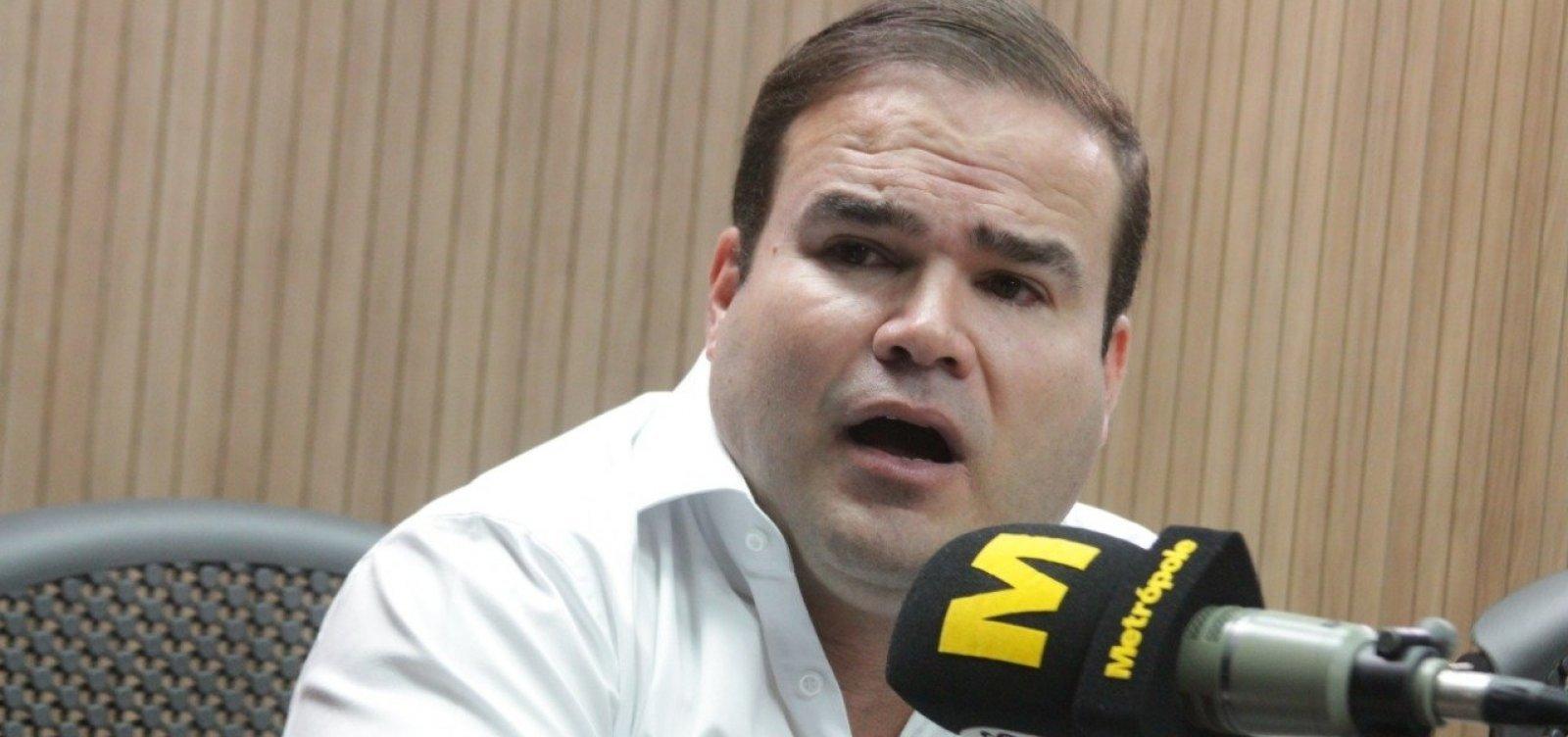 ['Rui é cabo eleitoral importantíssimo nessa corrida', diz Cacá Leão sobre 2020]