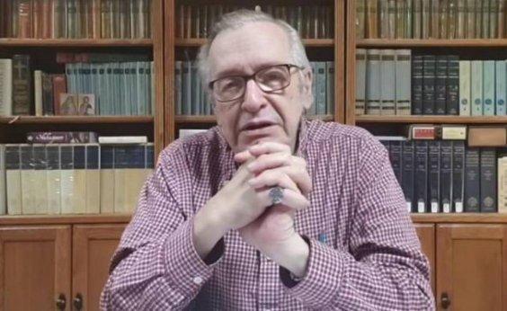 [Olavo de Carvalho perde ação na Justiça contra Caetano Veloso]