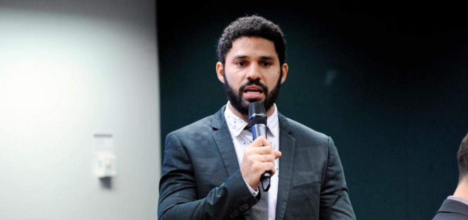 [PSOL solicita escolta policial para David Miranda após ameaças]