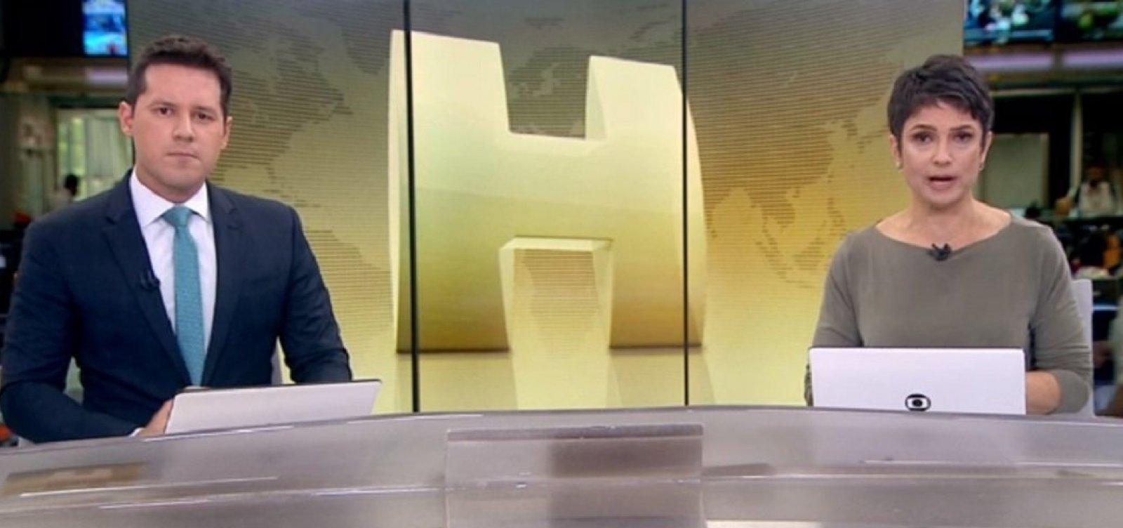 [Globo faz reunião de emergência após 'Jornal Hoje' perder de novo para Record]