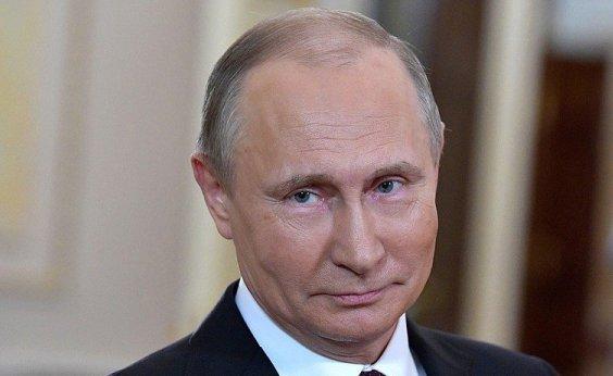 [Relação com os EUA está cada vez pior, diz Putin]