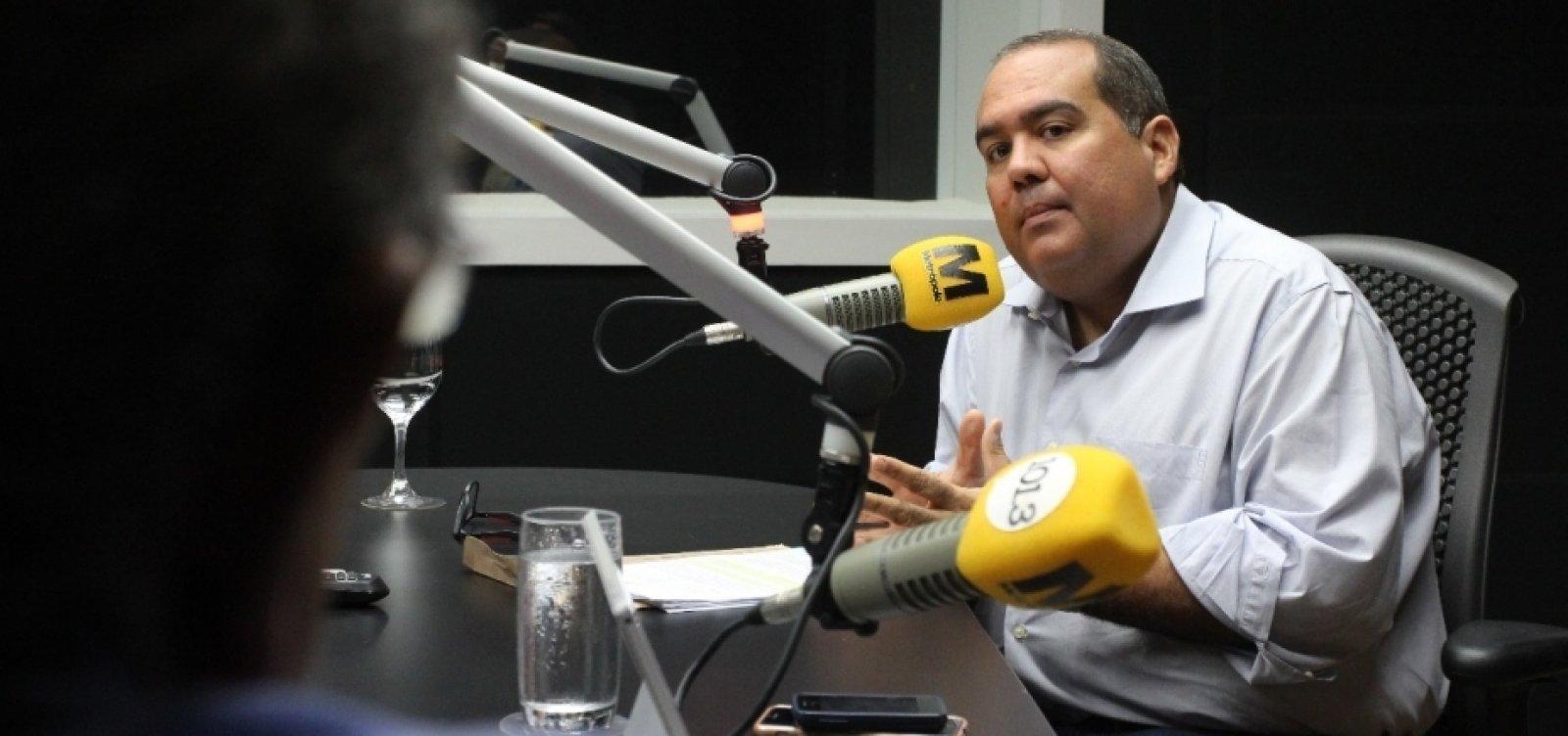 [Líder do DEM na AL-BA diz que Bruno Reis está consolidado como pré-candidato a prefeito]