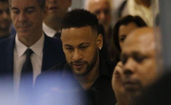 ['Verdade aparece cedo ou tarde', diz Neymar após depoimento]