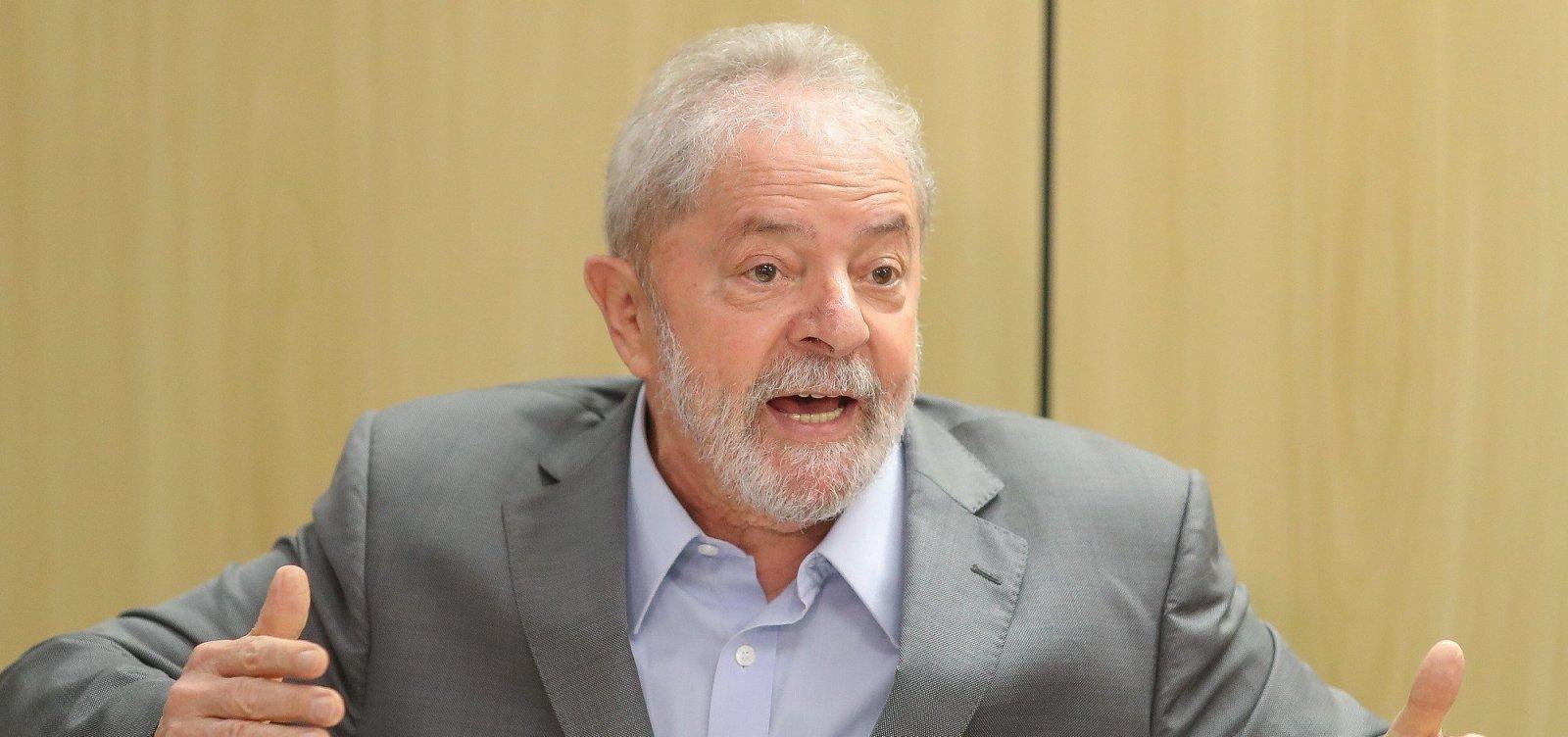 ['País pariu essa coisa chamada Bolsonaro', diz Lula]