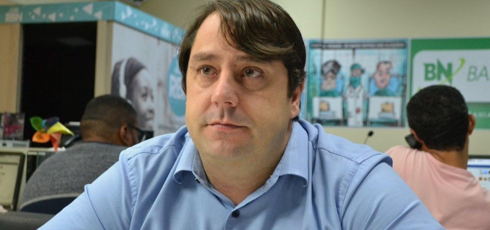 [Após articulação de Luiz Galvão, Salvador recebe aporte de R$ 56 milhões para investimentos no SUS]