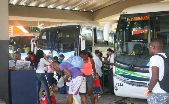 [Tarifas de embarque nas rodoviárias de Salvador e Feira são reajustadas]