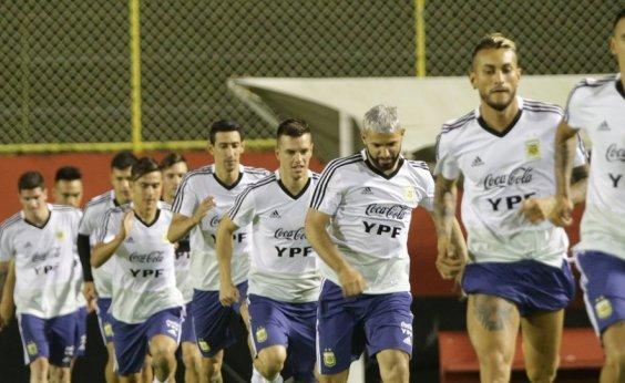[Vitória rebate reportagem e nega reclamações da delegação argentina sobre o Barradão]