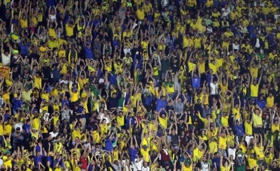 [Brasil x Bolívia arrecada maior renda da história do futebol brasileiro]