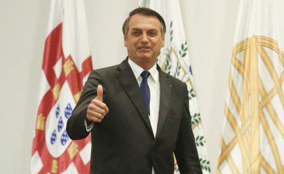[Bolsonaro pede que população cobre do Senado aprovação do decreto de armas]
