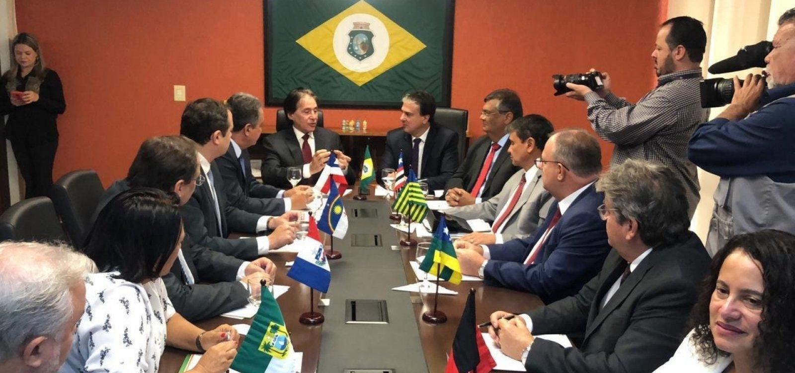 [Governadores do Nordeste querem resgatar contrato com organização do Mais Médicos]