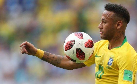 [Neymar e família têm 36 imóveis bloqueados por problemas com Fisco, diz jornal]