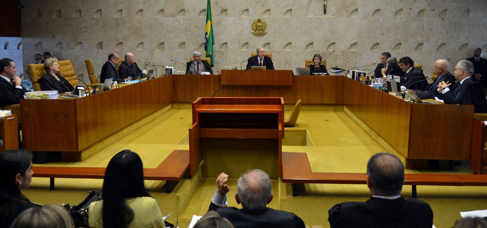 [Ministros do STF indicam cautela a juízes em diálogo com defesa e acusação]
