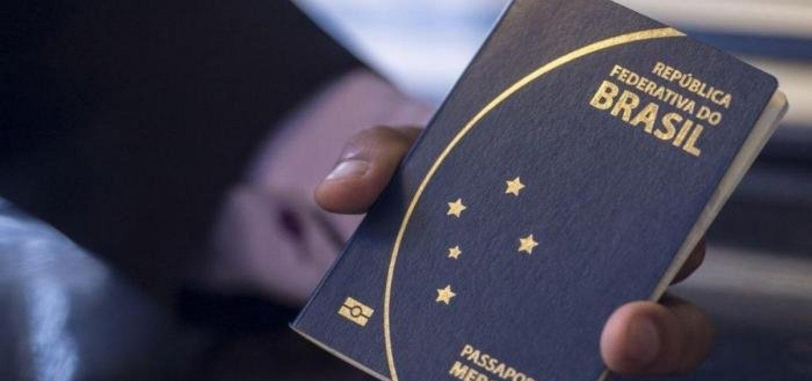 [Isenção de visto para cidadãos dos EUA, Canadá, Japão e Austrália entra em vigor]