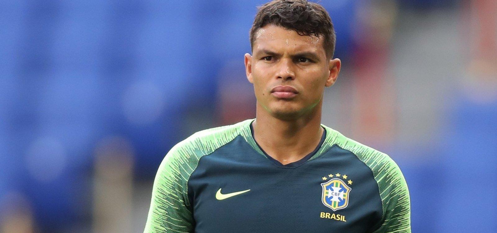['Estão exagerados', diz Thiago Silva sobre preços dos ingressos da Copa América]