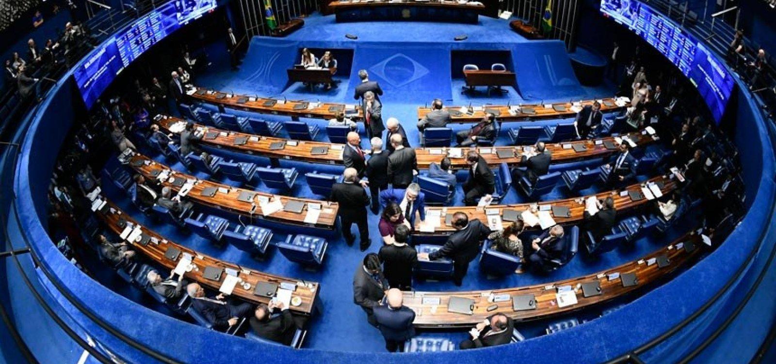 [Senado vota suspensão do decreto das armas na terça]