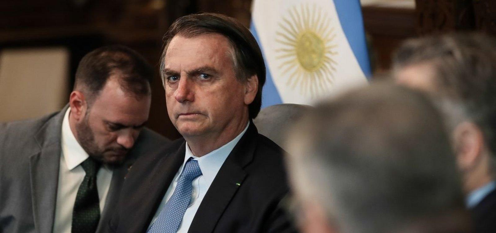 [Bolsonaro cancela visita a comunidade brasileira no Japão]