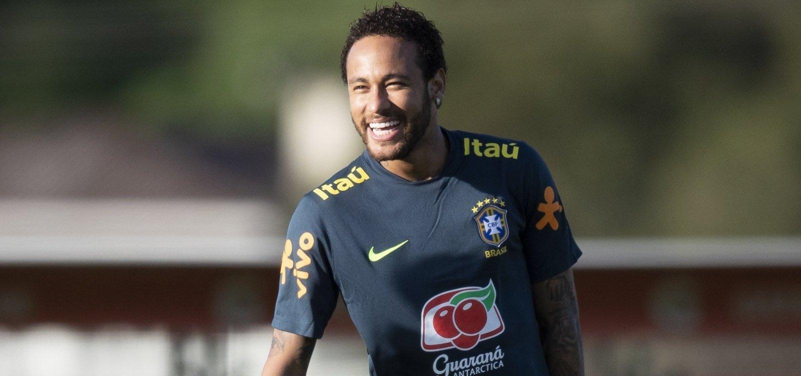 [Barcelona negocia a volta de Neymar]