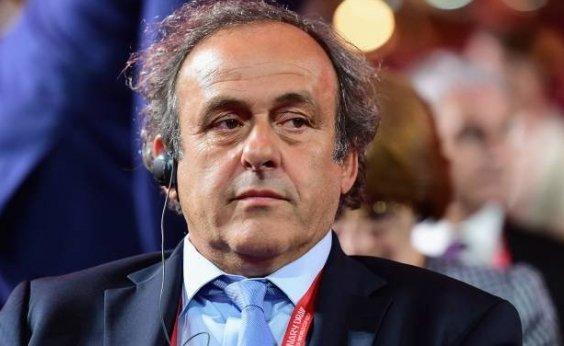[ Ex-presidente da Uefa, Michel Platini é detido na França]