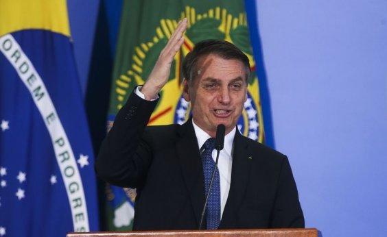 ['Não sou ditador, sou democrata, pô', diz Bolsonaro sobre possível derrota do decreto das armas]