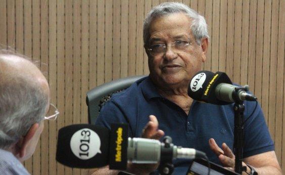 [Benito Gama lembra voto que 'abriu porteira' para impeachment de Collor]