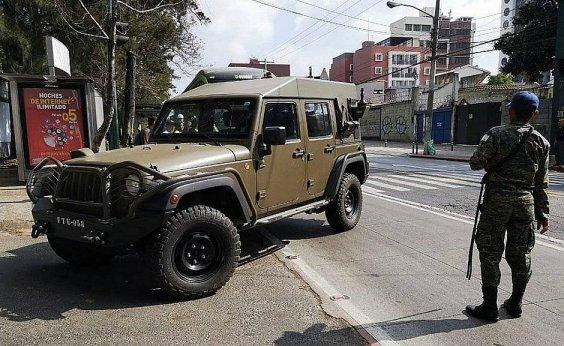 [Camaçari terá fábrica para construção de veículos militares]