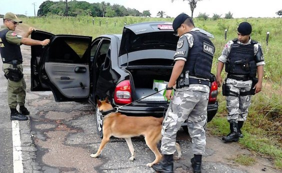 [Congresso recebe MP que facilita venda de bens apreendidos do tráfico de drogas]