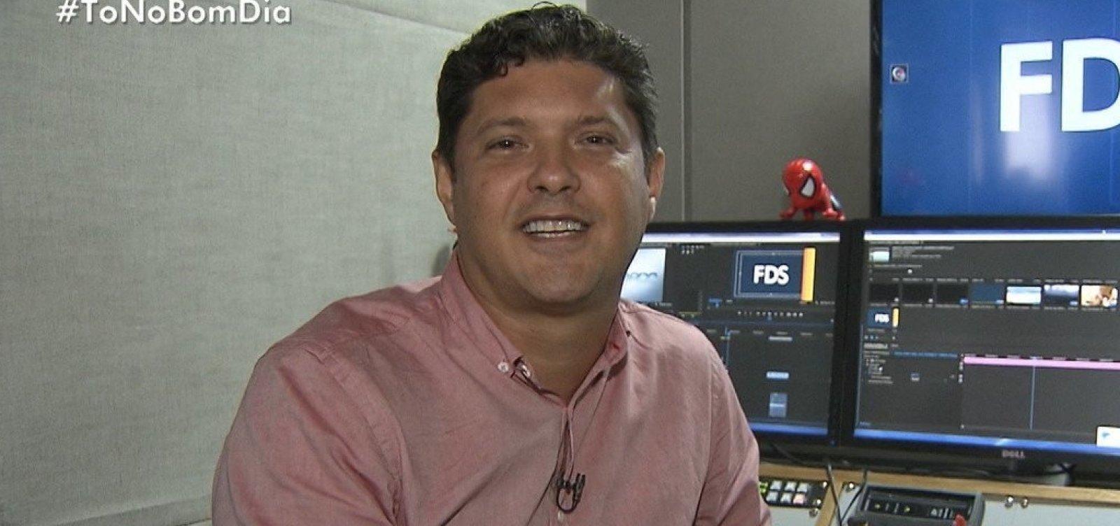 [Confundido com PM, repórter da TV Bahia é agredido durante assalto no interior]