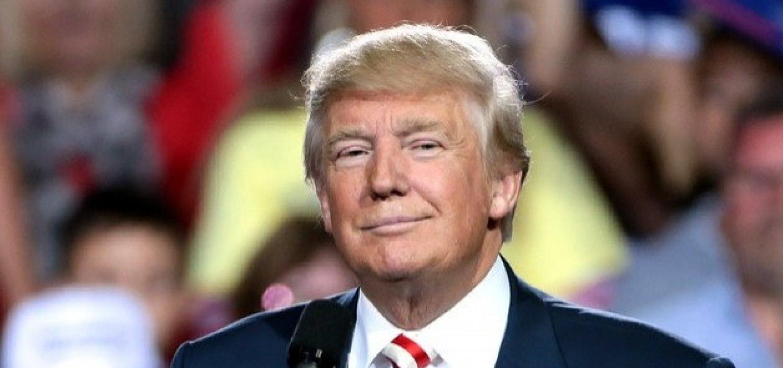 [Trump lança campanha de reeleição]