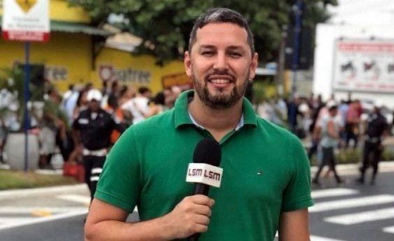 [Jornalista é assassinado a tiros no Rio de Janeiro]