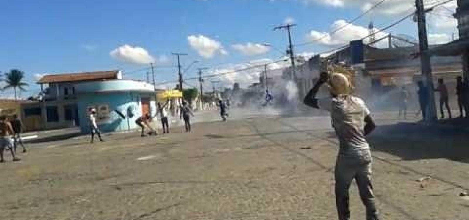 [Prefeitura deSapeaçu deve coibir guerra de espadas, recomenda MP]