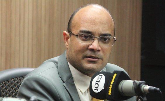 [Capitão Alden critica 'baixa produtividade' na Assembleia Legislativa da Bahia]