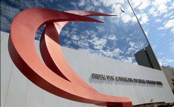 [OAB vai ao STF pedir a suspensão do bloqueio das verbas da educação]