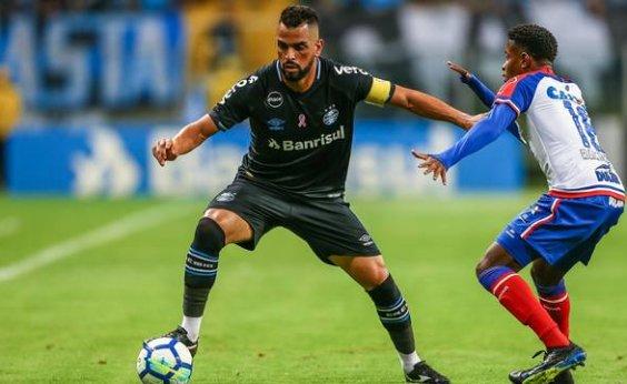 [CBF libera cronograma de partidas do Bahia nas quartas de final da Copa do Brasil]