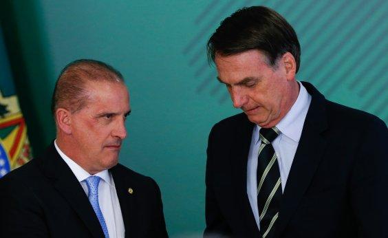 [Bolsonaro transfere articulação política de Onyx para general Ramos]
