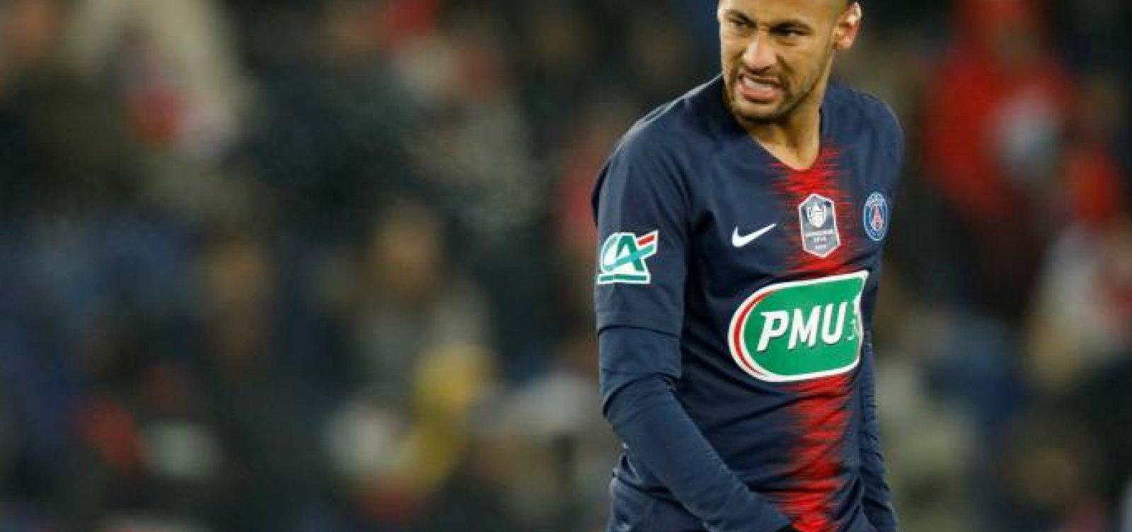 ['Não quero mais jogar no PSG', diz Neymar a presidente do clube]