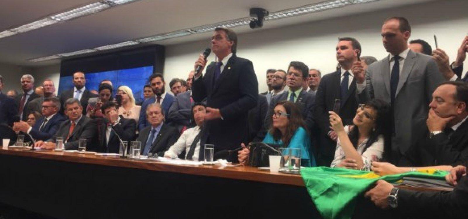 [Governo diz que vai liberar R$ 20 mi em verbas a deputado que votar reforma]