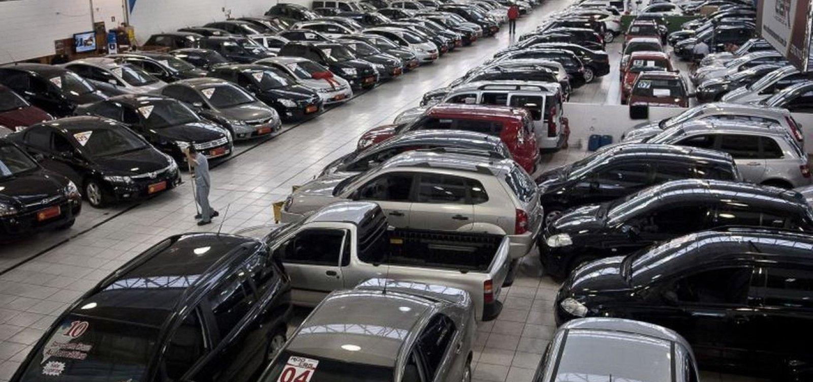 [Donos de veículos com placas de finais 7 e 8 têm 5% de desconto no IPVA até 27 de junho]