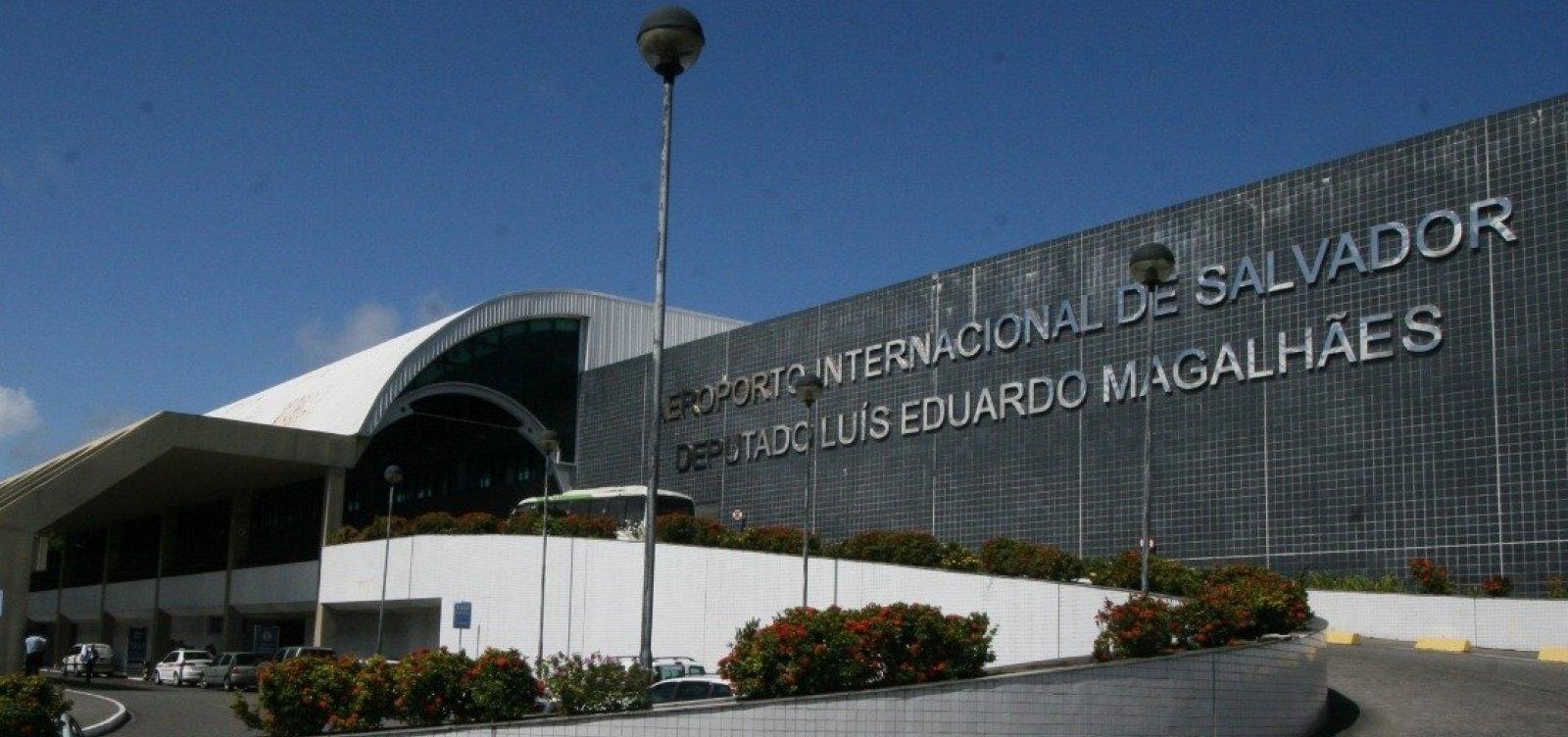 [Pista principal do aeroporto de Salvador volta a ser fechada]