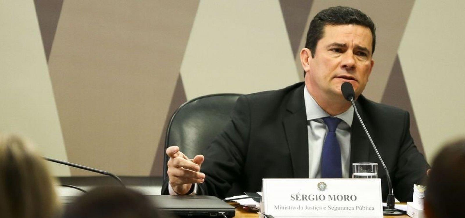 [Sergio Moro vai aos EUA fazer visitas técnicas a instituições]
