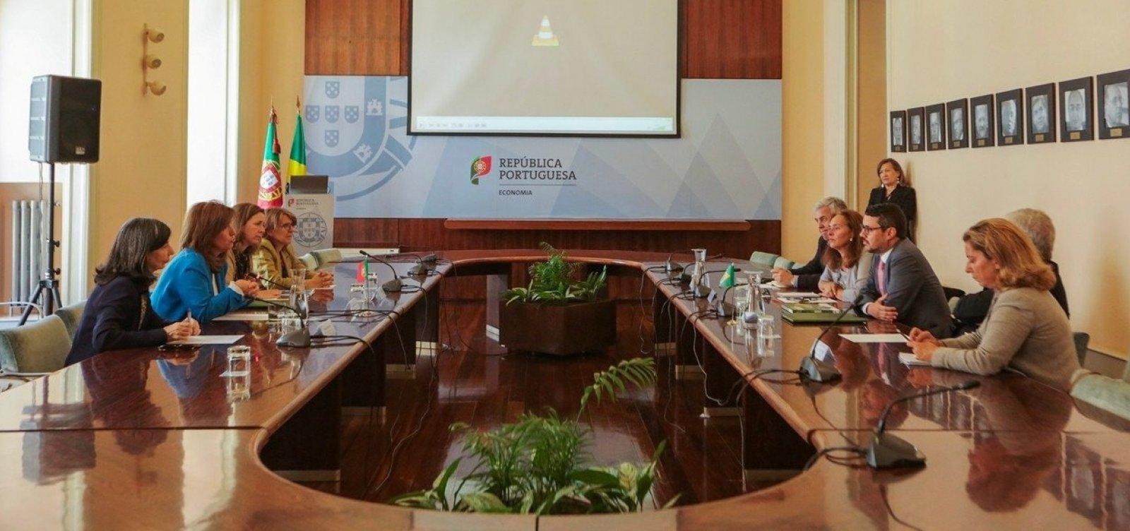 [Bahia e Portugal assinam acordo para recuperar imóveis e fortalecer turismo]