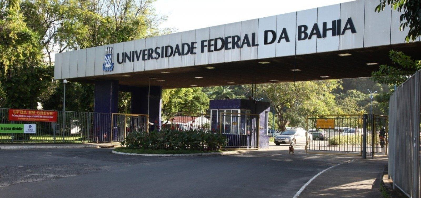 [Ufba abre inscrições para concurso com salários de até R$ 9 mil]
