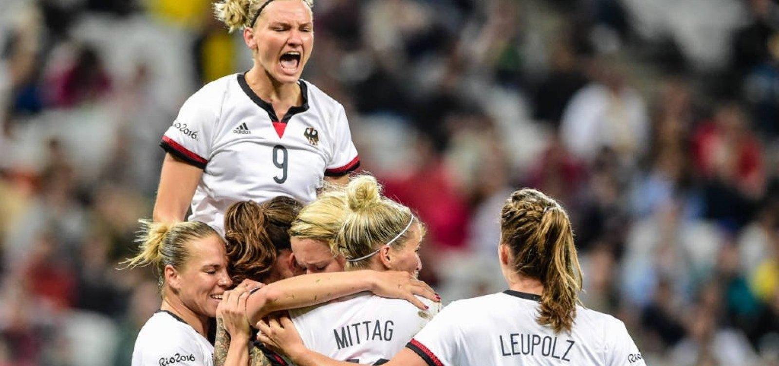 [Copa Feminina: Noruega e Austrália, Alemanha e Nigéria jogam hoje]
